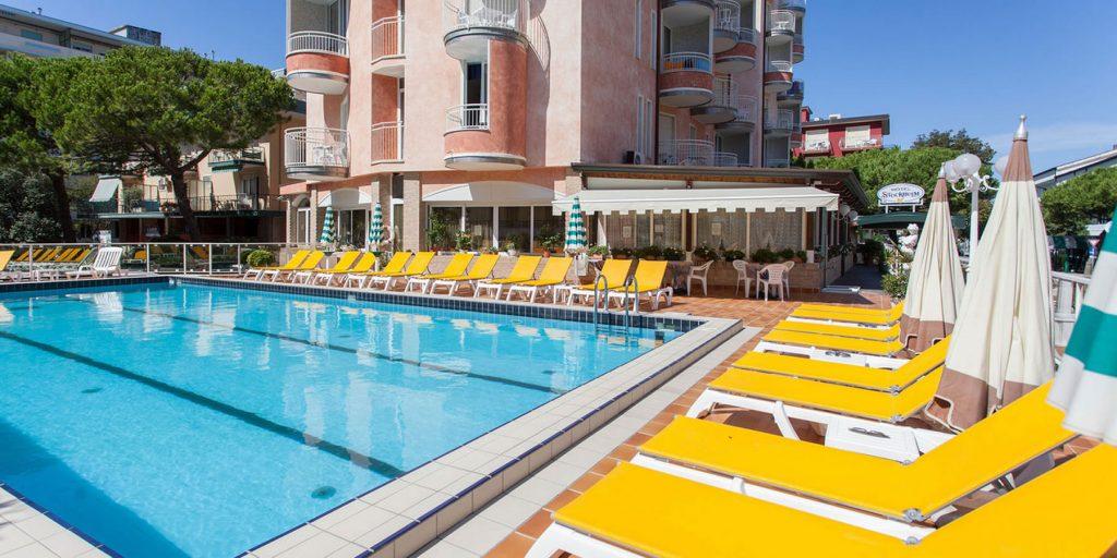 Hotel 3 stelle a jesolo venezia hotel stockholm - Hotel con piscina jesolo ...